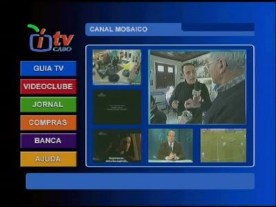 Canal Mosaico TV Cabo