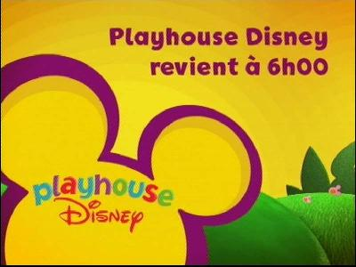 Playhouse Disney France
