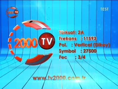 TV 2000 (Turkey)